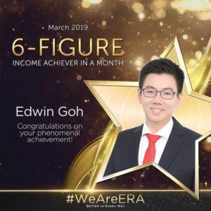 ERA Division Meeting April - Dynamic Force Group (DFG) - Edwin Goh 6 Figure Achiever