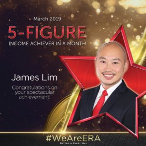 ERA Division Meeting April - Dynamic Force Group (DFG) - James Lim 5 Figure Achiever