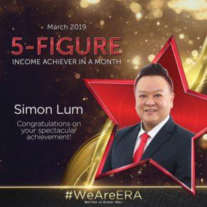 ERA Division Meeting April - Dynamic Force Group (DFG) - Simon Lum 5 Figure Achiever