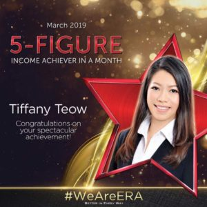 ERA Division Meeting April - Dynamic Force Group (DFG) - Tiffany Teow 5 Figure Achiever