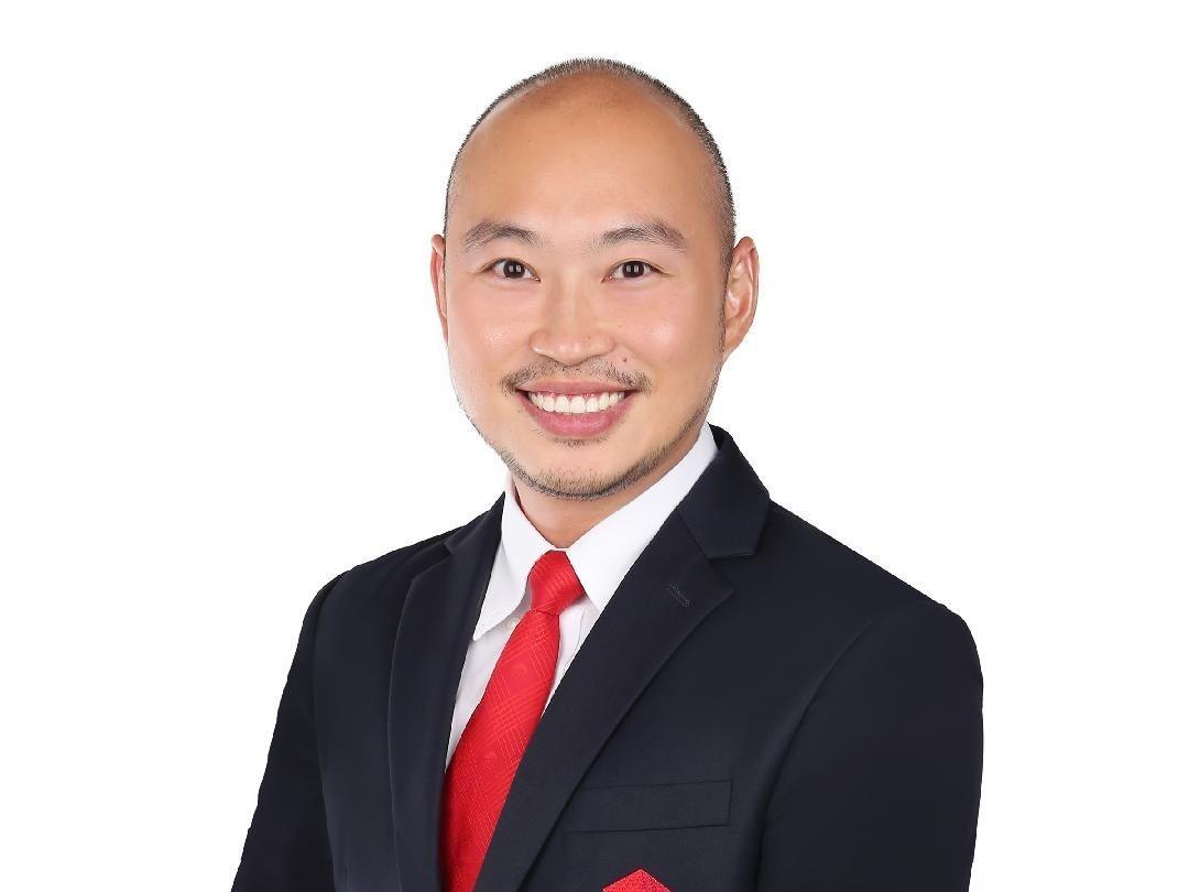 Leader Of Dynamic Force Group James Lim (DFG - ERA)