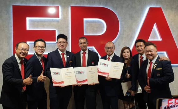 Dynamic Force Group - ERA DFG 2019 April Top Achiever - Together