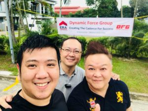 Dynamic Force Group quarterly retreat at chevrons - Simon - neo - rodney