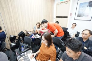 Dynamic Internet Marketing (Day 01 Group Photo 13) - Dynamic Force Group (DFG)