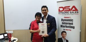 Dynamic Internet Marketing (Graduation - Cherie) - Dynamic Force Group (DFG)