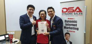 Dynamic Internet Marketing (Graduation - Jeannette) - Dynamic Force Group (DFG)