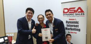 Dynamic Internet Marketing (Graduation - Patrick Neo) - Dynamic Force Group (DFG)