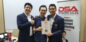 Dynamic Internet Marketing (Graduation - Sean) - Dynamic Force Group (DFG)