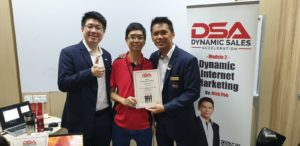 Dynamic Internet Marketing (Graduation - Walter) - Dynamic Force Group (DFG)