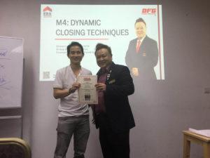 Dynamic Closing Techniques Graduation 01 (dynamicforce.sg) Dynamic Force Group (DFG)