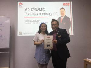 Dynamic Closing Techniques Graduation 03 (dynamicforce.sg) Dynamic Force Group (DFG)