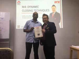 Dynamic Closing Techniques Graduation 06 (dynamicforce.sg) Dynamic Force Group (DFG)