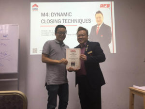 Dynamic Closing Techniques Graduation 07 (dynamicforce.sg) Dynamic Force Group (DFG)