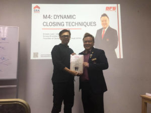 Dynamic Closing Techniques Graduation 12 (dynamicforce.sg) Dynamic Force Group (DFG)