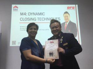 Dynamic Closing Techniques Graduation 14 (dynamicforce.sg) Dynamic Force Group (DFG)
