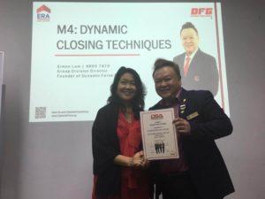 Dynamic Closing Techniques Graduation 15 (dynamicforce.sg) Dynamic Force Group (DFG)