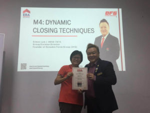 Dynamic Closing Techniques Graduation 17 (dynamicforce.sg) Dynamic Force Group (DFG)