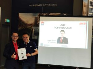 Dynamic Force Group August 2019 Division Meeting - 5th Top Producer - chris (www.dynamicforce.sg)