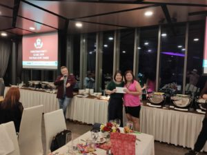 DFG Christmas and Year End Retreat - Lucky Draw winner 04 (Dynamic Force Group)