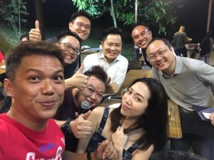 DFG Retreat At Sembawang - COO with Group 02 (Dynamic Force Group)