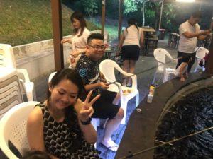 DFG Retreat At Sembawang - Prawning 07 (Dynamic Force Group)