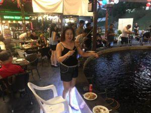 DFG Retreat At Sembawang - Prawning 11 (Dynamic Force Group)