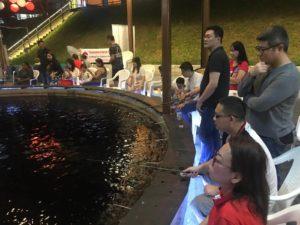 DFG Retreat At Sembawang - Prawning 13 (Dynamic Force Group)