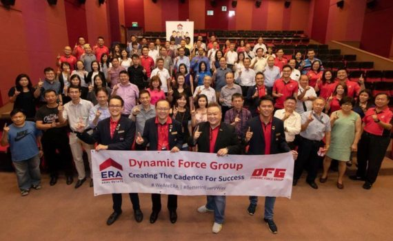 DFG Breakthrough 2020 Homecoming and Welcome Event - Group Photo - Dynamic-Force-Gorup