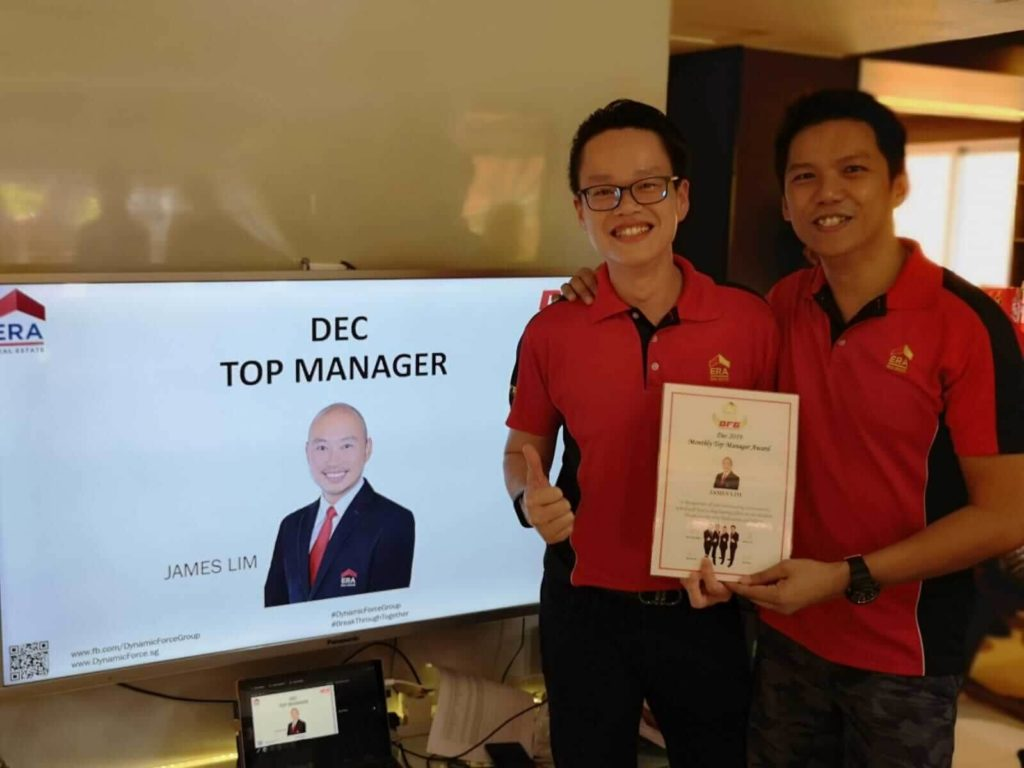 DFG CNY Lohei 2020 - Dynamic Force Group - Manager James Lim