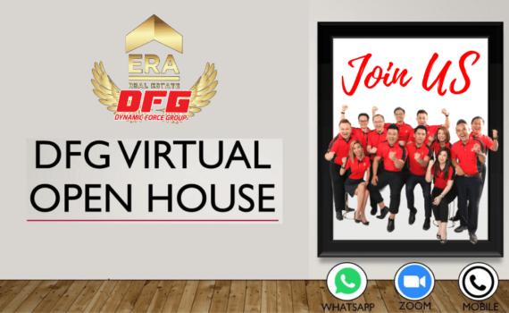 Dynamic Force Group Virtual Open House Logo