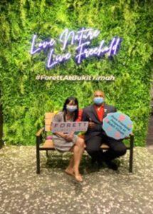 Dynamic Internet Marketing by Nick Poh - Closing Forett At Bukit Timah